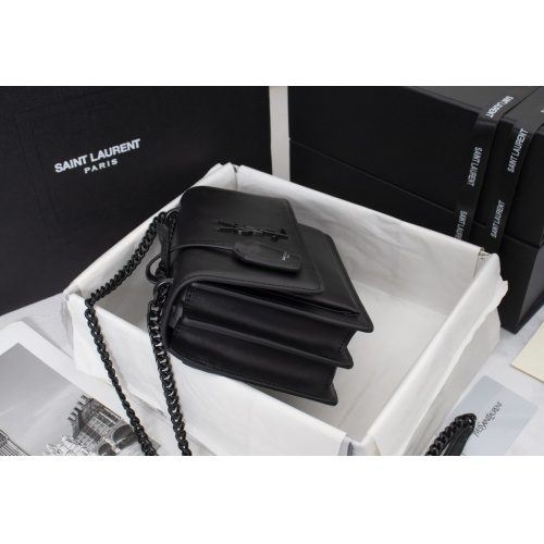 Replica Yves Saint Laurent YSL AAA Quality Messenger Bags For Women #828147 $96.00 USD for Wholesale