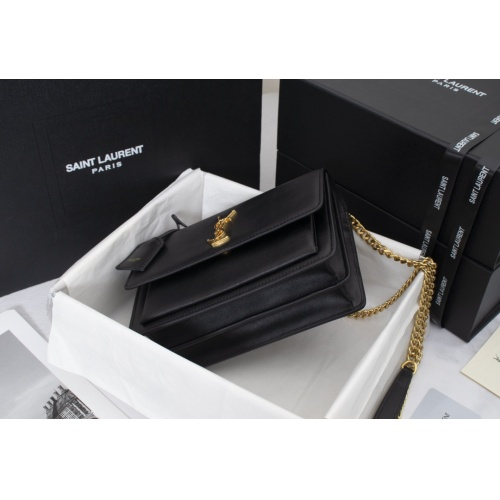Replica Yves Saint Laurent YSL AAA Quality Messenger Bags For Women #828148 $96.00 USD for Wholesale