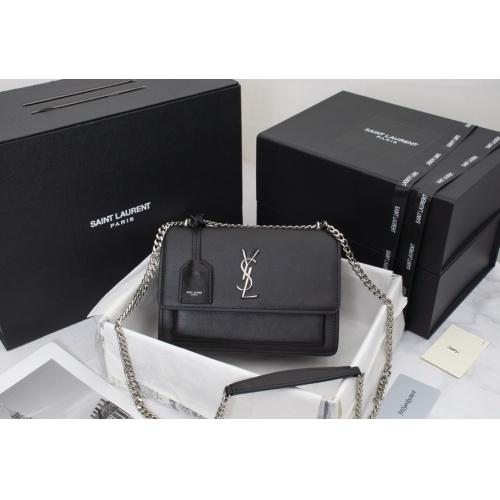 Yves Saint Laurent YSL AAA Quality Messenger Bags For Women #828149 $96.00 USD, Wholesale Replica Yves Saint Laurent YSL AAA Messenger Bags