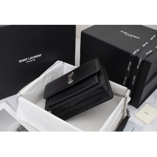 Replica Yves Saint Laurent YSL AAA Quality Messenger Bags For Women #828149 $96.00 USD for Wholesale