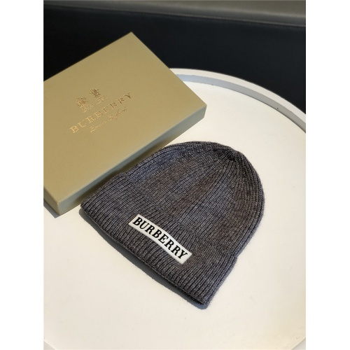 Burberry Woolen Hats #828189
