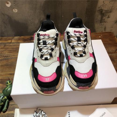 Balenciaga Casual Shoes For Women #828199 $145.00 USD, Wholesale Replica Balenciaga Fashion Shoes