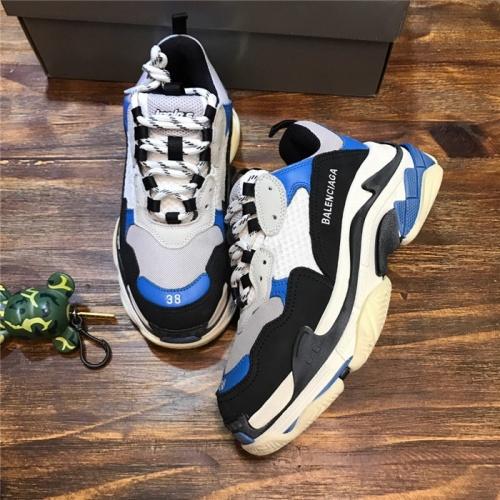 Replica Balenciaga Casual Shoes For Men #828227 $145.00 USD for Wholesale