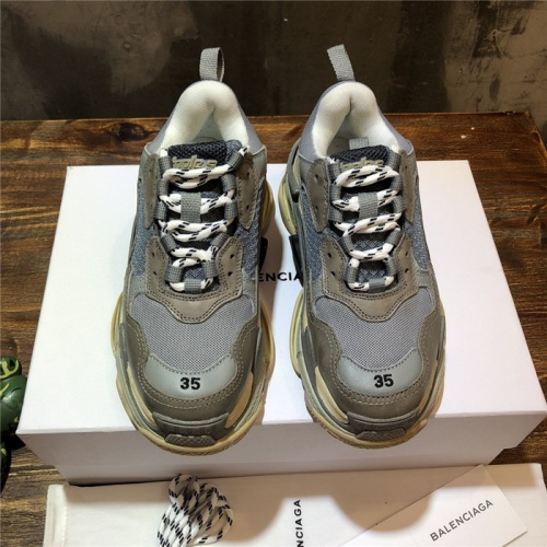 Balenciaga Casual Shoes For Women #828253