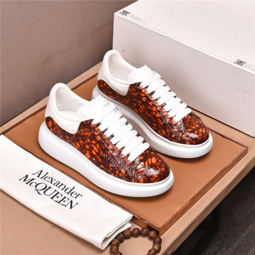 Alexander McQueen Casual Shoes For Men #828298