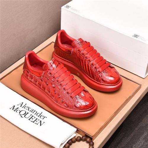 Alexander McQueen Casual Shoes For Men #828302