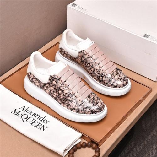 Alexander McQueen Casual Shoes For Women #828303