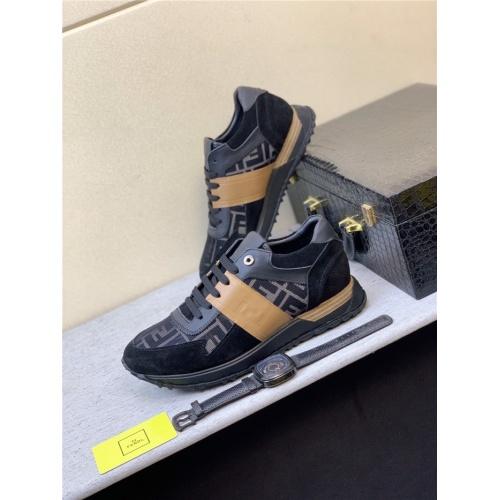 Fendi Casual Shoes For Men #828309