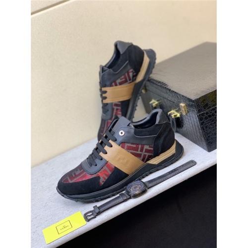 Fendi Casual Shoes For Men #828310
