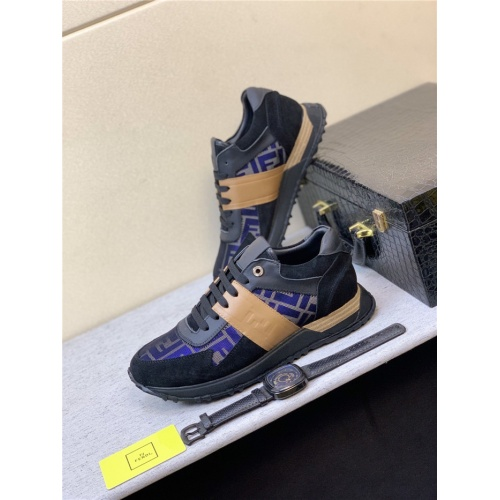 Fendi Casual Shoes For Men #828311