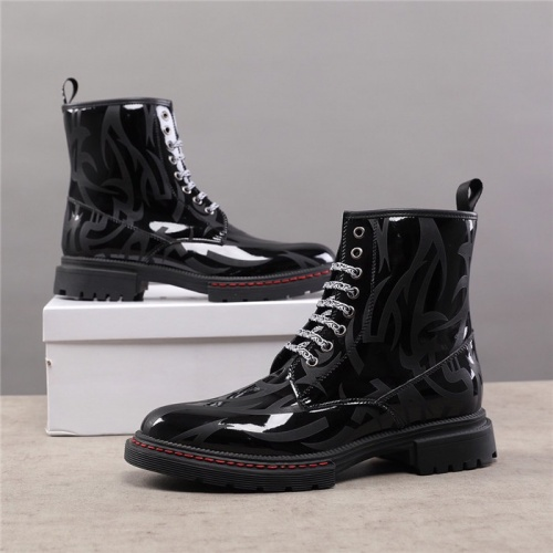 Christian Dior Boots For Men #828315