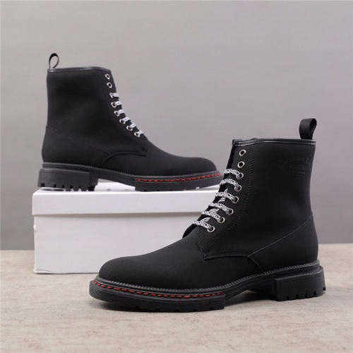 Christian Dior Boots For Men #828316