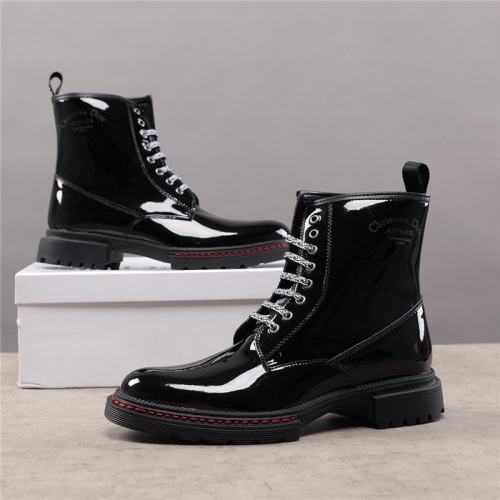 Christian Dior Boots For Men #828317