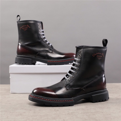 Christian Dior Boots For Men #828318