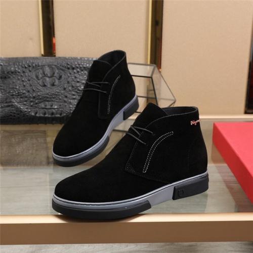 Ferragamo Salvatore Boots For Men #828327