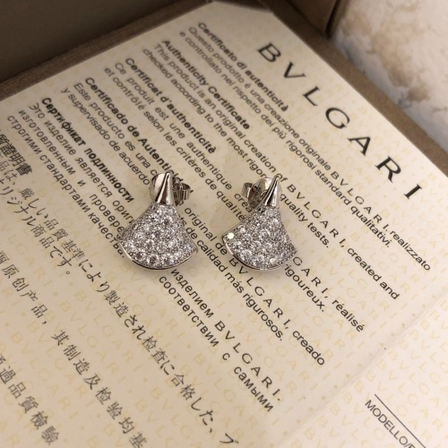 Bvlgari Earrings #828408 $34.00, Wholesale Replica Bvlgari Earrings