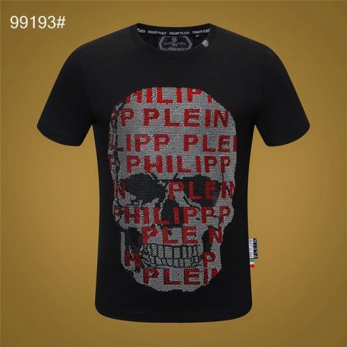 Philipp Plein PP T-Shirts Short Sleeved O-Neck For Men #828425