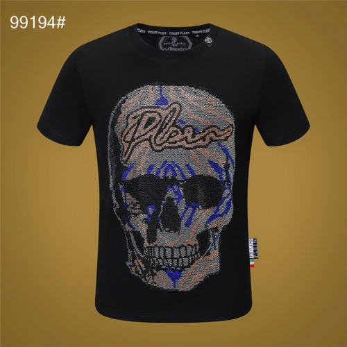 Philipp Plein PP T-Shirts Short Sleeved O-Neck For Men #828426