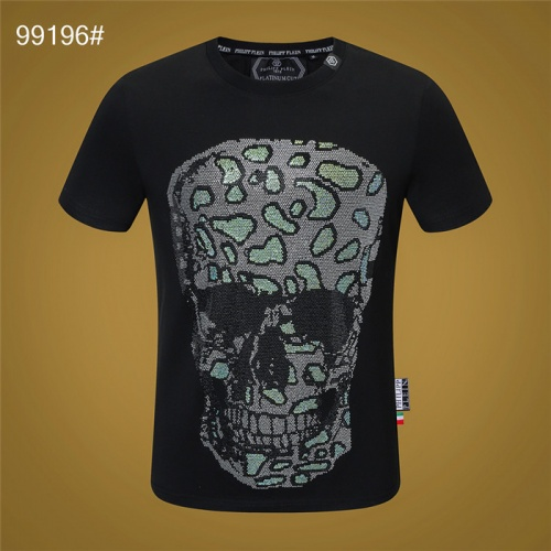 Philipp Plein PP T-Shirts Short Sleeved O-Neck For Men #828427