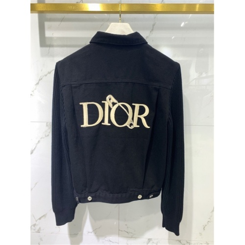 Christian Dior Jackets Long Sleeved For Men #828428