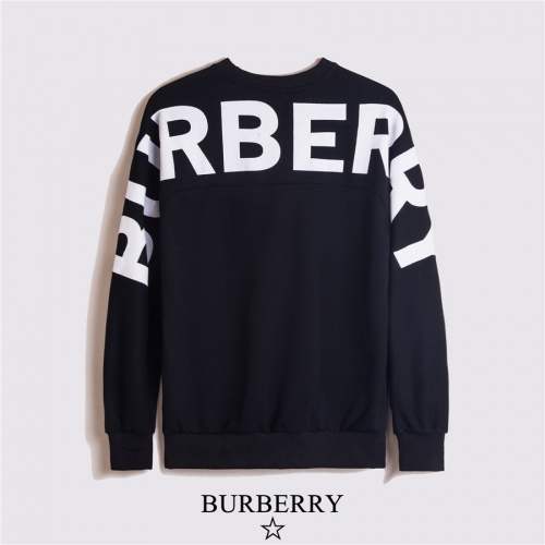 Burberry Hoodies Long Sleeved O-Neck For Men #828439