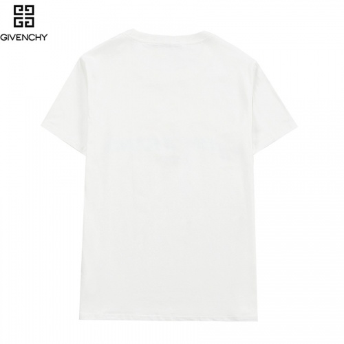 Replica Givenchy T-Shirts Short Sleeved O-Neck For Men #828477 $29.00 USD for Wholesale