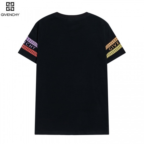 Replica Givenchy T-Shirts Short Sleeved O-Neck For Men #828479 $29.00 USD for Wholesale