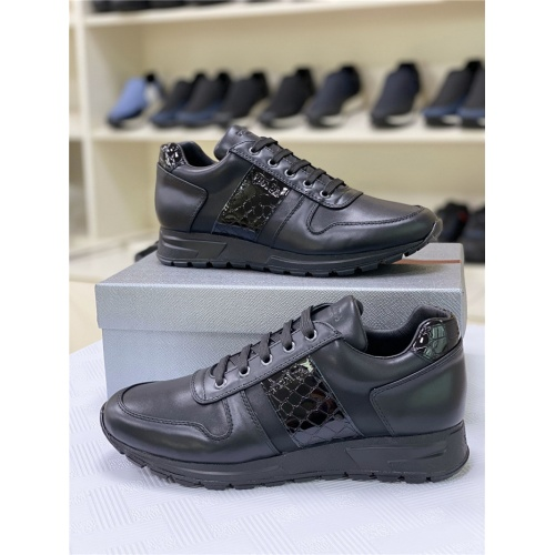 Prada Casual Shoes For Men #828495