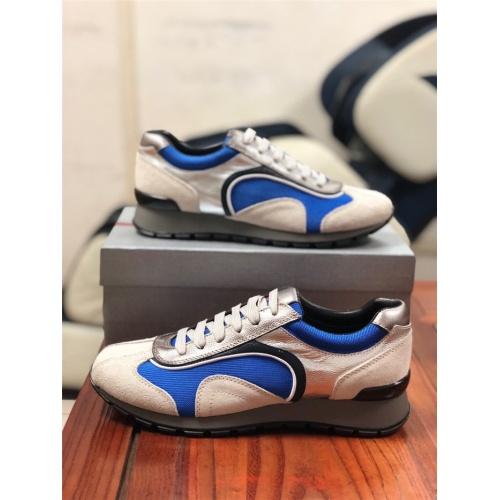 Prada Casual Shoes For Men #828497