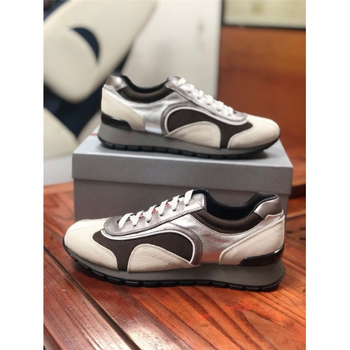 Prada Casual Shoes For Men #828498