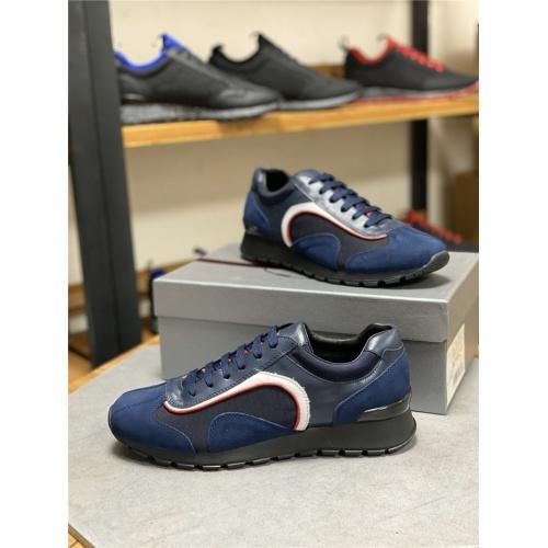 Prada Casual Shoes For Men #828500