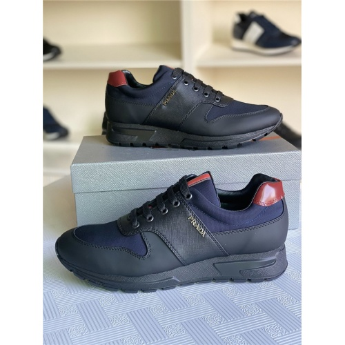 Prada Casual Shoes For Men #828502