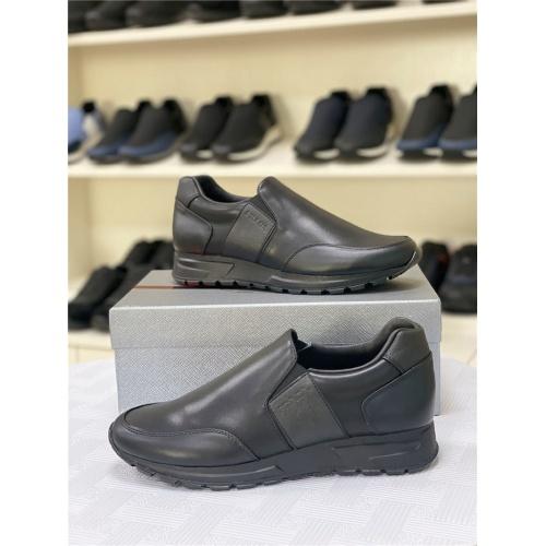 Prada Casual Shoes For Men #828504