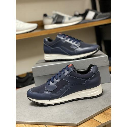 Prada Casual Shoes For Men #828506