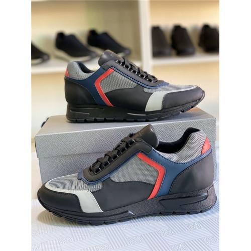 Prada Casual Shoes For Men #828509