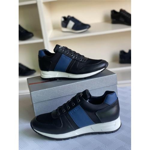 Prada Casual Shoes For Men #828512