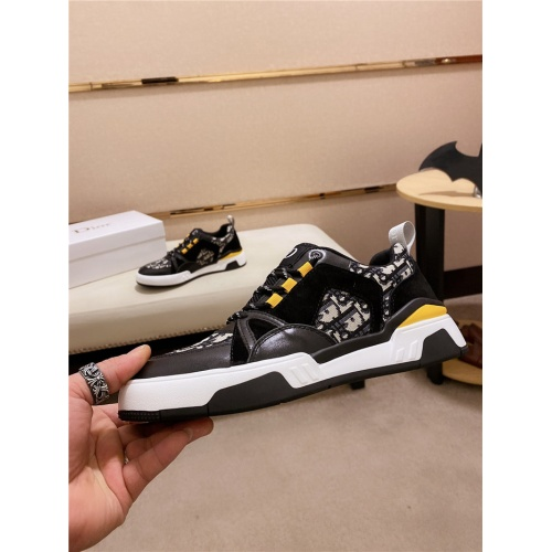Christian Dior Casual Shoes For Men #828522