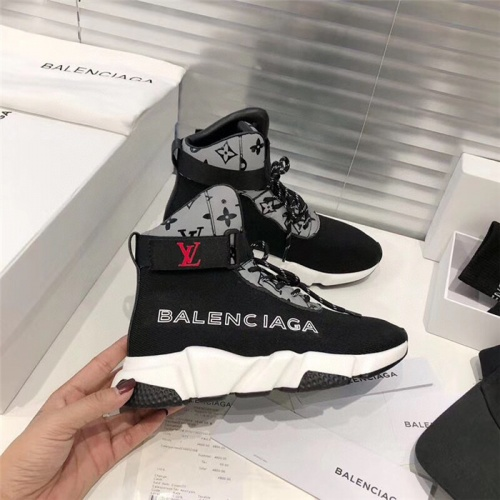 Balenciaga High Tops Shoes For Men #828526