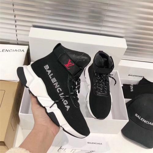 Balenciaga High Tops Shoes For Men #828528