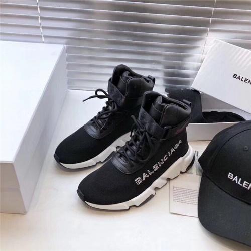 Balenciaga High Tops Shoes For Women #828541