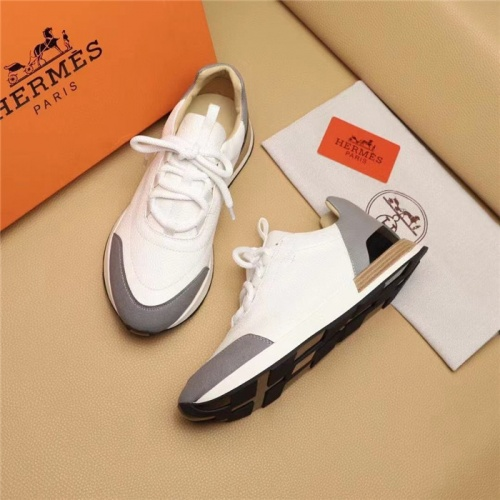 Hermes Casual Shoes For Men #828560