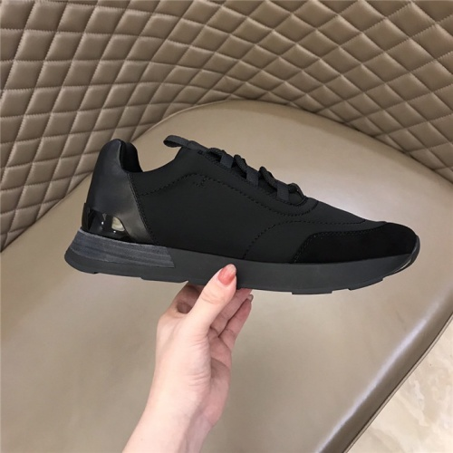 Replica Hermes Casual Shoes For Men #828562 $98.00 USD for Wholesale