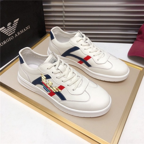 Armani Casual Shoes For Men #828566