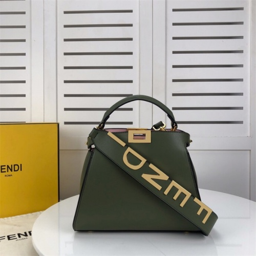 Fendi AAA Quality Handbags For Women #828569