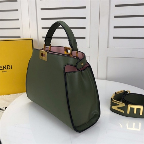 Replica Fendi AAA Quality Handbags For Women #828569 $140.00 USD for Wholesale