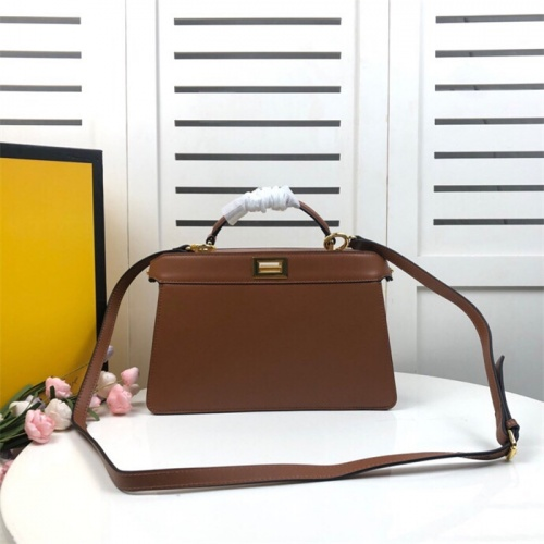 Fendi AAA Quality Handbags For Women #828574