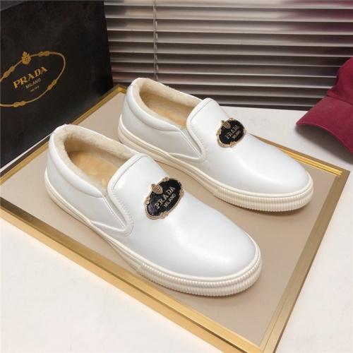 Prada Casual Shoes For Men #828579