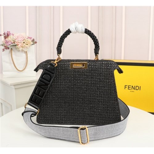 Fendi AAA Quality Handbags For Women #828580