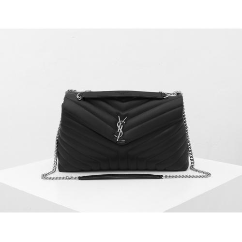 Yves Saint Laurent YSL AAA Quality Shoulder Bags For Women #828585 $102.00 USD, Wholesale Replica Yves Saint Laurent YSL AAA Messenger Bags