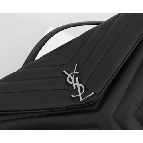 Replica Yves Saint Laurent YSL AAA Quality Shoulder Bags For Women #828585 $102.00 USD for Wholesale